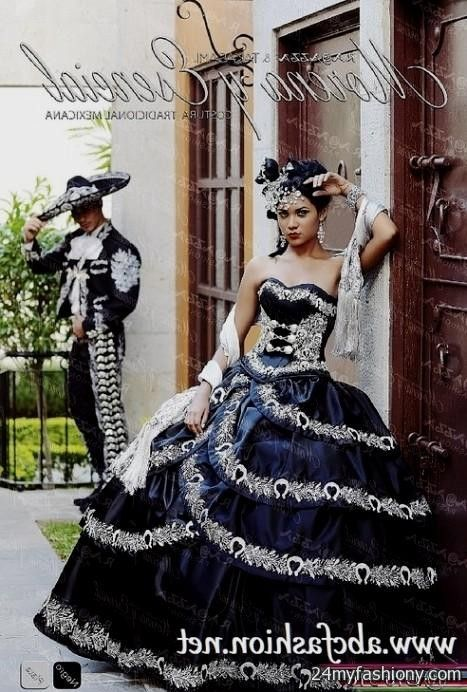 Mariachi quinceanera dress 2017-2018 » B2B Fashion