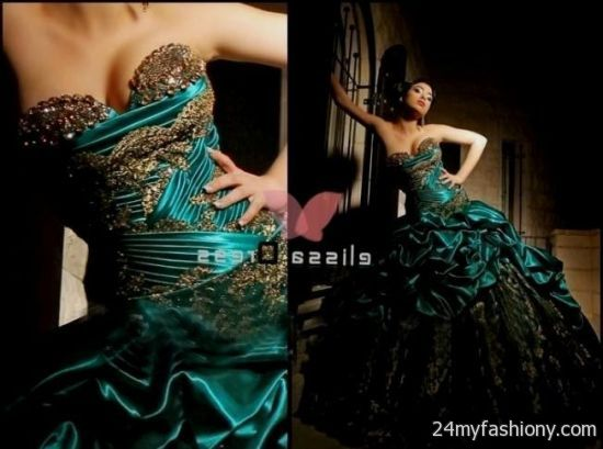 Masquerade Ball Gowns Looks