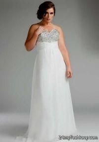 plus size prom dresses white 2016-2017 | B2B Fashion