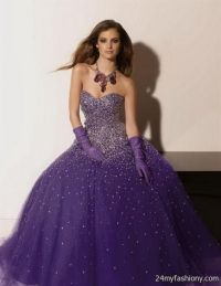 purple prom dresses tumblr 2016-2017 | B2B Fashion