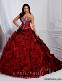 Red Quinceanera Dresses Tumblr | www.pixshark.com - Images ...