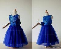 Royal Blue Dresses For Kids | www.pixshark.com - Images ...