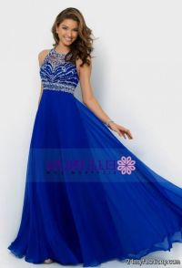 royal blue prom dresses 2016-2017 | B2B Fashion