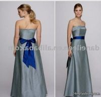 Bridesmaid Dresses Silver Blue - Expensive Wedding Dresses ...