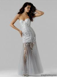 silver prom dresses 2016-2017 | B2B Fashion