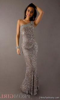 silver sequin prom dresses 2016-2017 | B2B Fashion