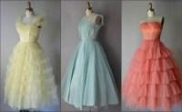 1950s vintage prom dresses 2016-2017 | B2B Fashion
