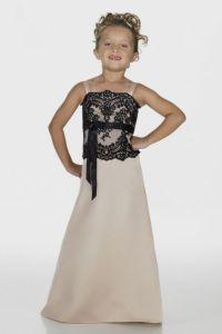 black and white junior bridesmaid dresses 2016-2017 | B2B ...