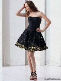 Black Short Sexy Wedding Dresses | www.imgkid.com - The ...