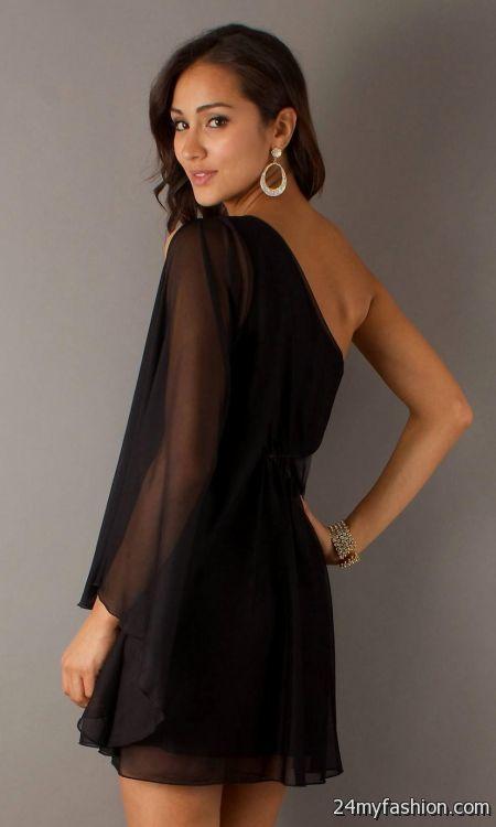 black fitted dresses for juniors 2016-2017 » B2B Fashion