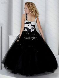 black junior bridesmaid dresses 2016-2017 | B2B Fashion