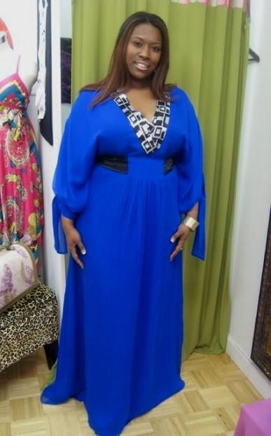 cobalt blue plus size bridesmaid dresses 2016-2017 » B2B Fashion