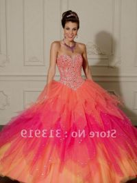 Prom Dresses Puffy - Gown And Dress Gallery