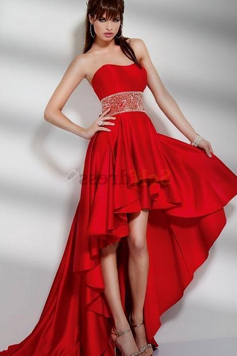 high low prom dress 2016-2017 » B2B Fashion