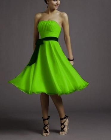 lime green and purple bridesmaid dresses 2016