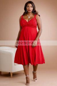 red bridesmaid dresses plus size 2016-2017 | B2B Fashion