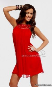 red party dresses for juniors 2016-2017 | B2B Fashion