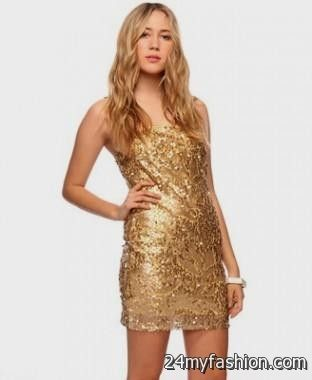 rose gold sequin dress forever 21 2016-2017 » B2B Fashion