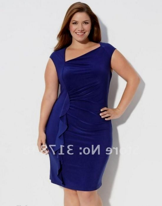 Royal Blue Bridesmaid Dresses Plus Size | Ht Dress