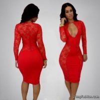 Best red party dresses 2018-2019 | B2B Fashion