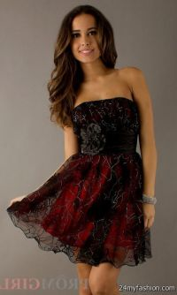 The gallery for --> Black Dresses Short Prom