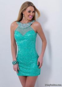 Short Tight Homecoming Dresses - Eligent Prom Dresses