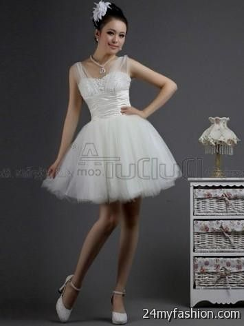 short white dress with straps 2016-2017 » B2B Fashion