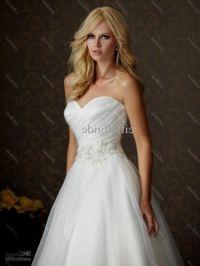 simple white plus size wedding dresses 2016-2017 | B2B Fashion