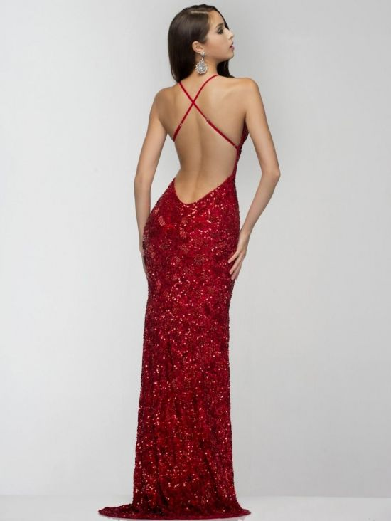 sparkly red prom dresses 2016-2017 » B2B Fashion