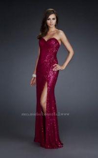 strapless maroon prom dresses 2016-2017 | B2B Fashion