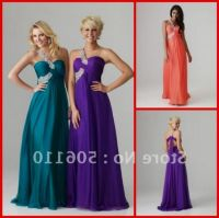 teal and purple bridesmaid dresses 2016-2017 | B2B Fashion