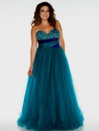 teal wedding dresses plus size 2016-2017 | B2B Fashion