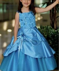 turquoise and purple flower girl dresses 2016-2017 | B2B ...