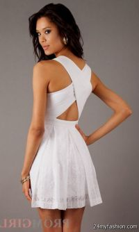 white short fitted dresses 2016-2017 | B2B Fashion