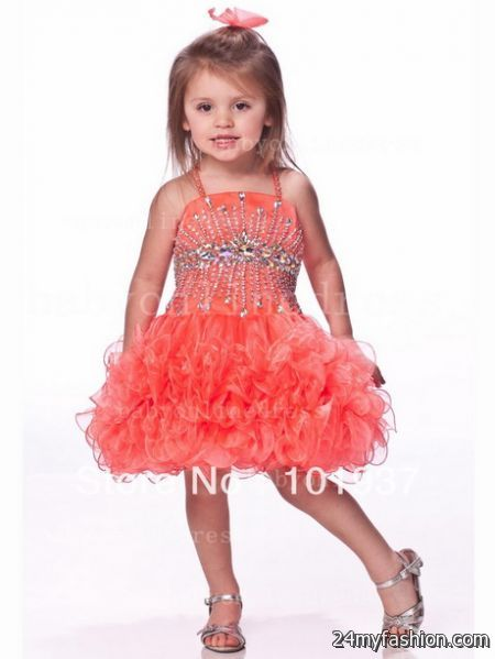 Little girl party dresses 2017-2018 » B2B Fashion