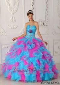 Poofy prom dresses 2017-2018 | B2B Fashion