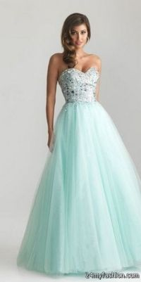 Poofy prom dresses 2017-2018 | B2B Fashion