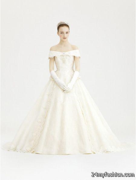 Victorian style wedding dresses 20172018  B2B Fashion