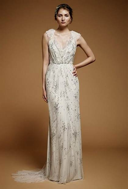 Casual Ivory Wedding Dresses