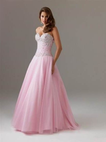 light pink prom dresses 20182019  B2B Fashion