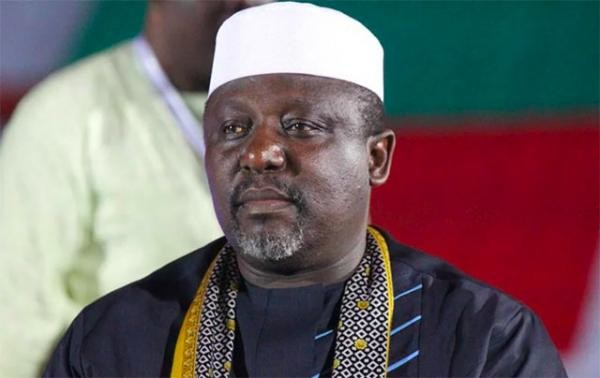 Okorocha installs sister as Commissioner for Happiness