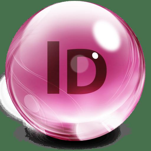 adobe indesign logo