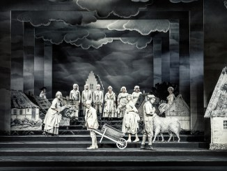 teater, erasmus montanus