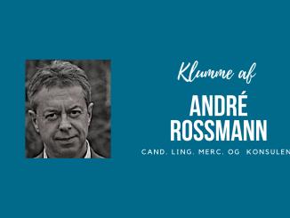 André Rossmann