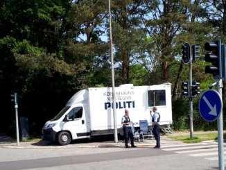 Vestegnens politi mobil