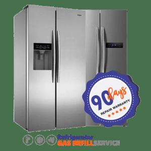 Refrigerator Gas Refill Side By Side