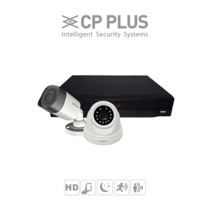CP Plus HD Camera Set