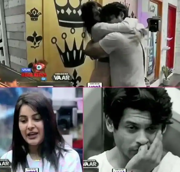 Bigg Boss 13: Shehnaaz Gill slammed Sidharth Shukla for expressing love, publicly said- 'You only mine ...'