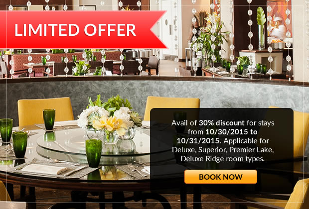Taal Vista Hotel Limited Offer