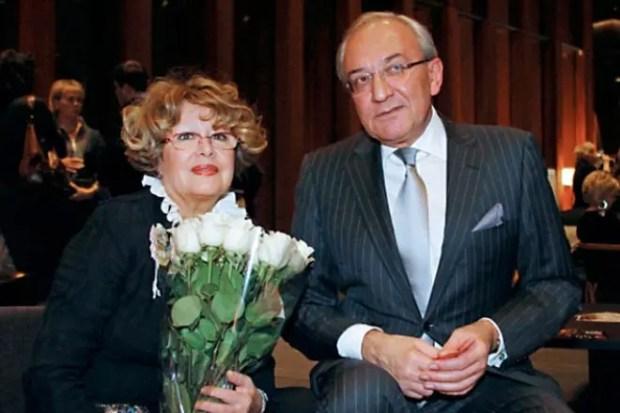 Марина Неелова и Кирилл Геворгян